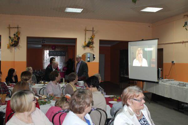 Spotkanie z okazji Dnia Kobiet w Stachlewie