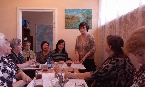 Wizyta w Polskim Stowarzyszeniu Diabetyków w Skierniewicach