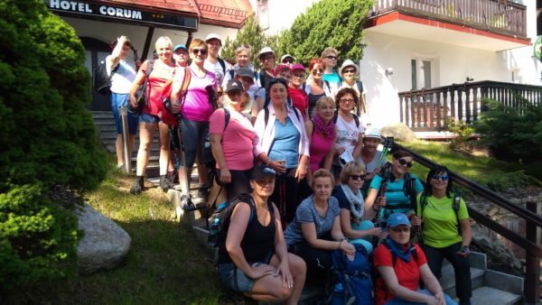 Trekking w Karpaczu