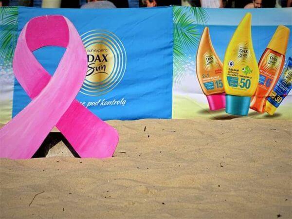 Różowa Plaża