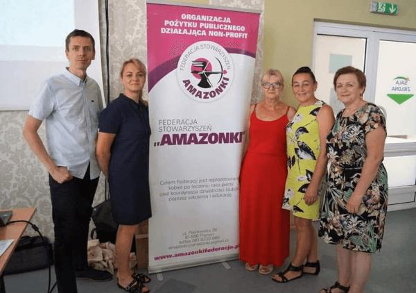 Szkolenie Amazonek Liderek z zakresu zarządzania