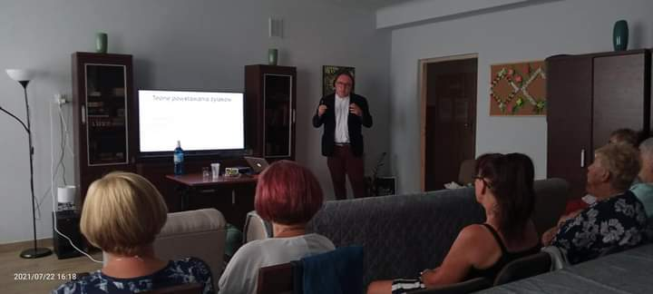 Wykład Dr n. med. Michała Libiszewskiego